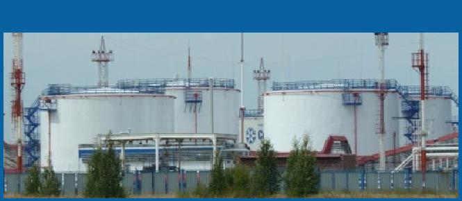 Жидкая теплоизоляция участков трубопроводов НПЗ